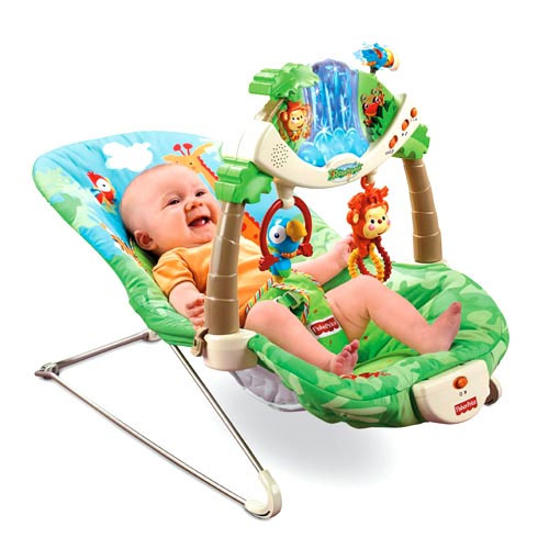 Fisher Price Kick n Play Bouncer