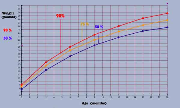 About Baby Growth and Baby Percentiles - More Practical Info