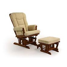 shermag glider chair
